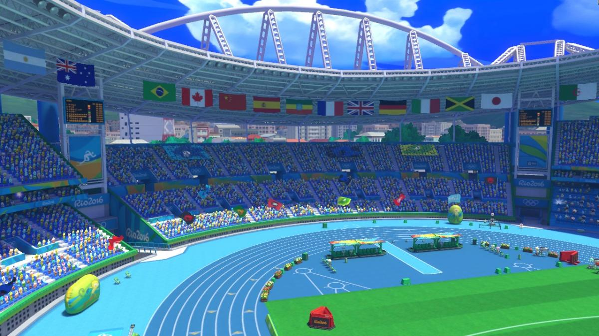 Mario & Sonic at the Rio 2016 Olympic Games - Wii U ...
