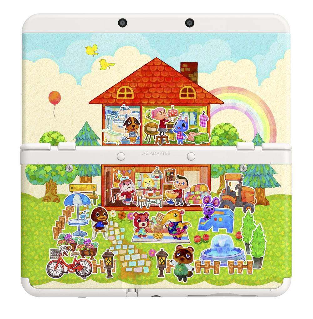 Nintendo New Ds Animal Crossing Happy Home Designer Bundle