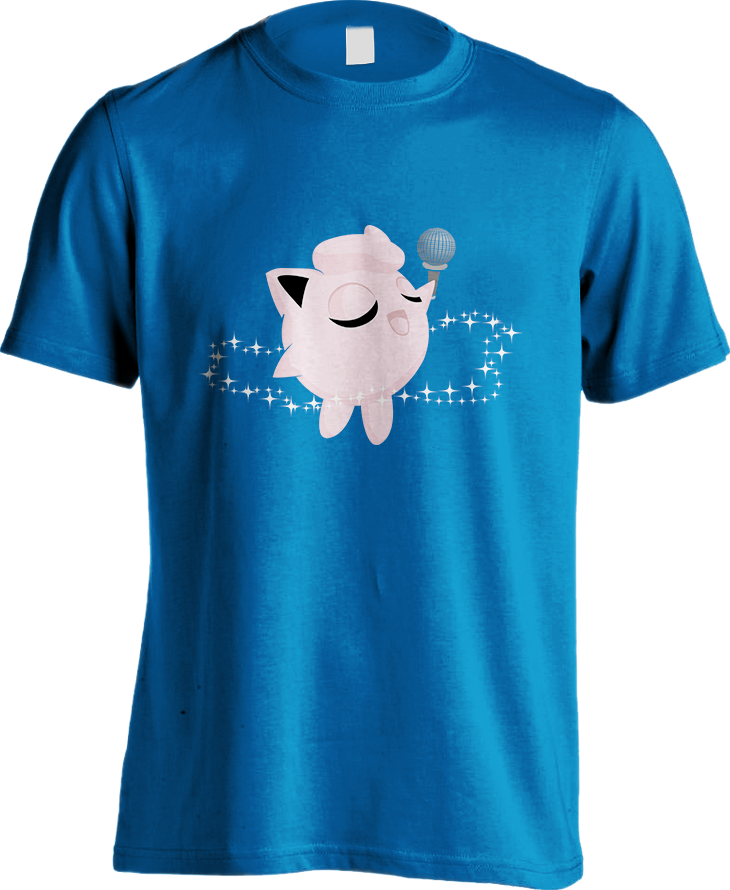 Fan-Art: Jigglypuff t-shirt/hoodie