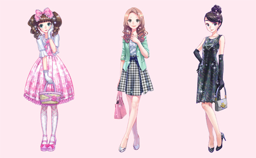 Style Savvy Fashion Forward Nintendo 3ds