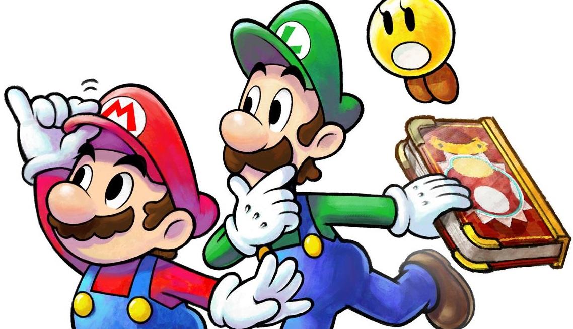 Mario And Luigi Paper Jam To Support Mario Series Amiibo Gonintendo