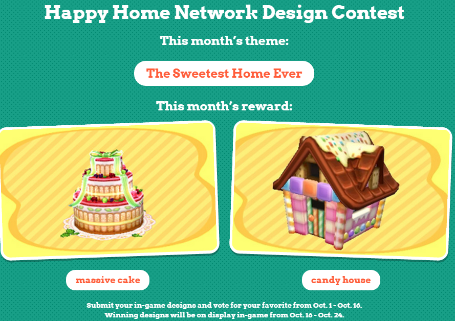 Animal Crossing: Happy Home Designer - first official design ...
