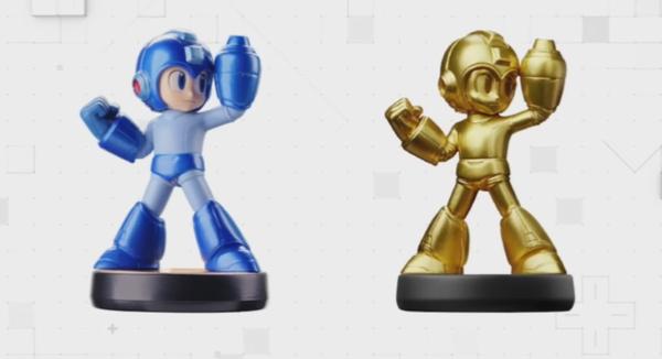 Mega Man Legacy Collection date/collector's edition/amiibo