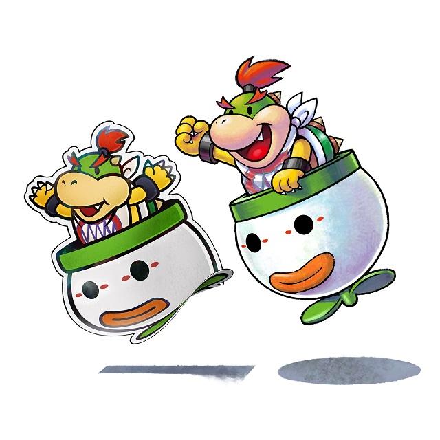 Uk Hone Your Craft At Our Updated Mario Luigi Paper Jam