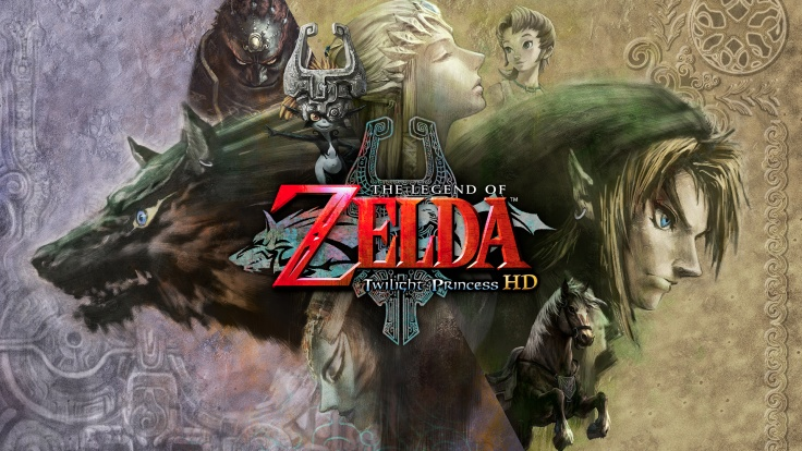 The Legend of Zelda: Twilight Princess HD - file size, save