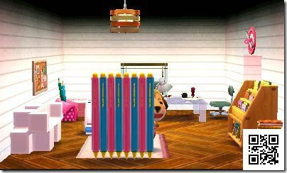 Comes With What Was Originally Japan Only Furniture   Maddie Will Ask For A  Stationery Home   This Will Unlock The Campus Set Of Furniture