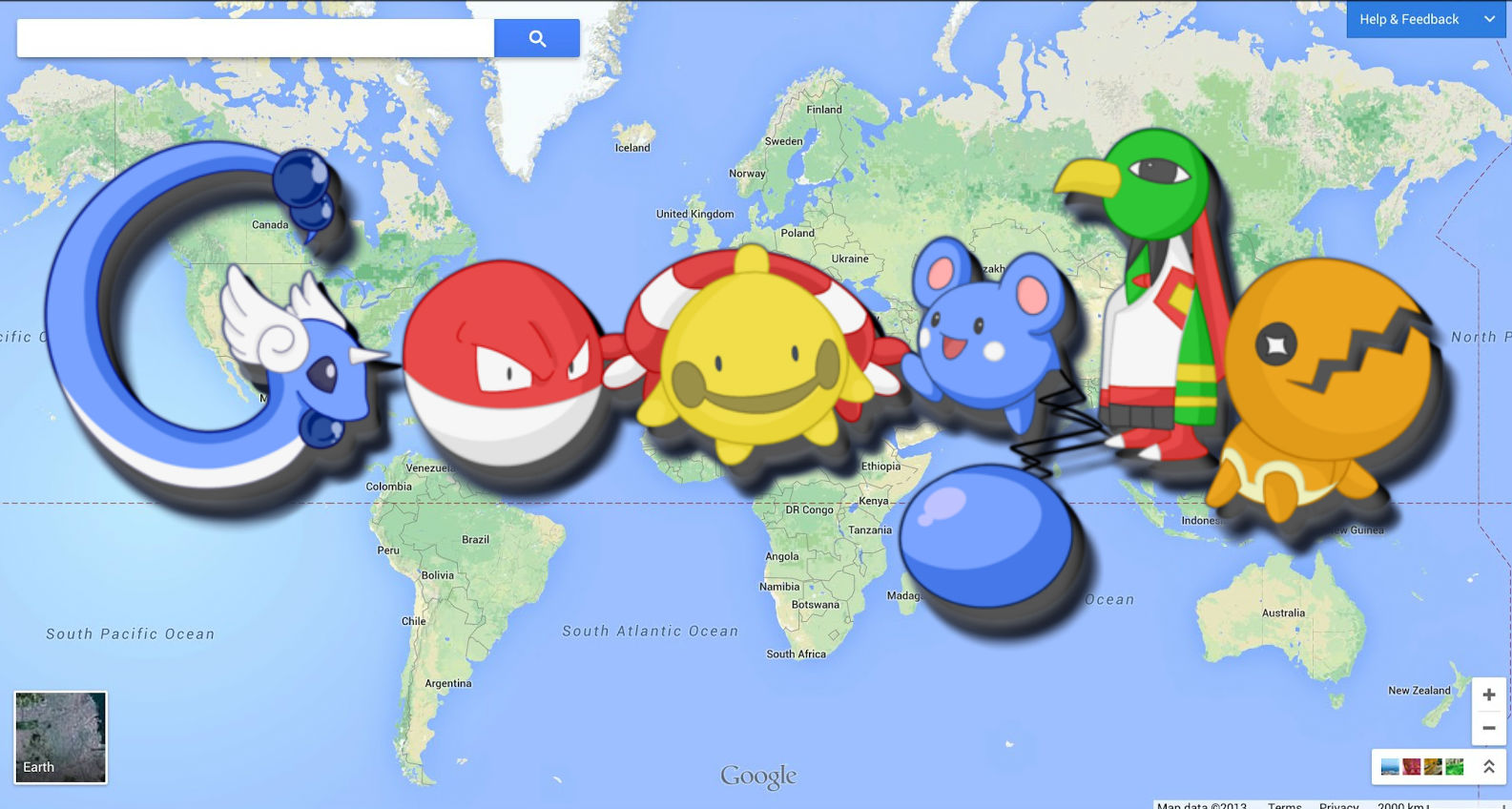 Pokemon Go Came About Due To Googles Pokemon April Fools