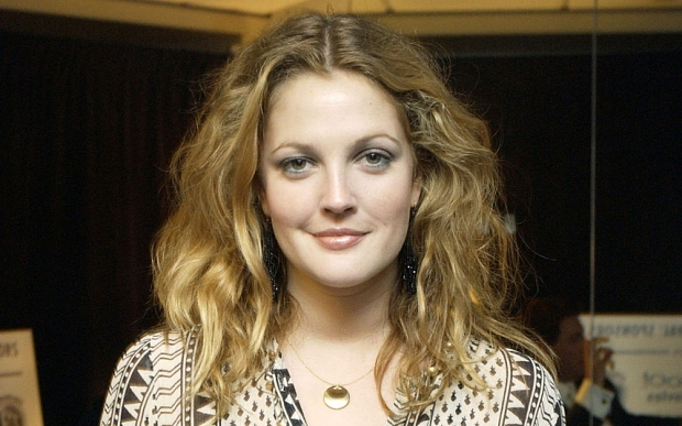 Drew Barrymore - nanotribo