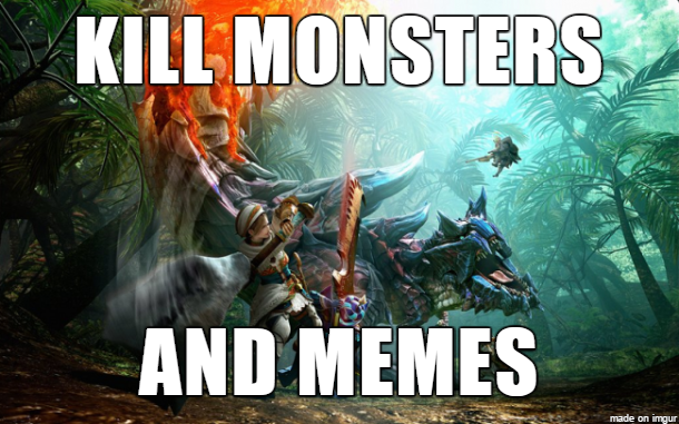 Monster Hunter Localization Dev Aims To Keep Memes Out Of