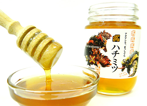 Japan - Monster Hunter Generations honey on the way | GoNintendo