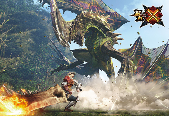 Monster Hunter Generations - Jigsaw puzzles releasing in