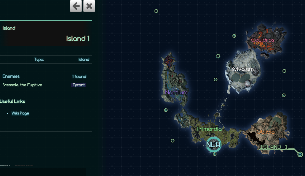 Fan Makes Interactive Map For Xenoblade Chronicles X