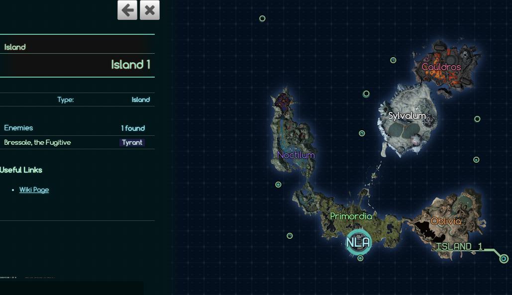 Xenoblade Chronicles Map Fan makes interactive map for Xenoblade Chronicles X | GoNintendo