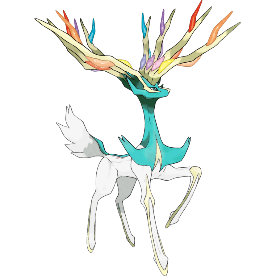 Image Gallery shiny xerneas