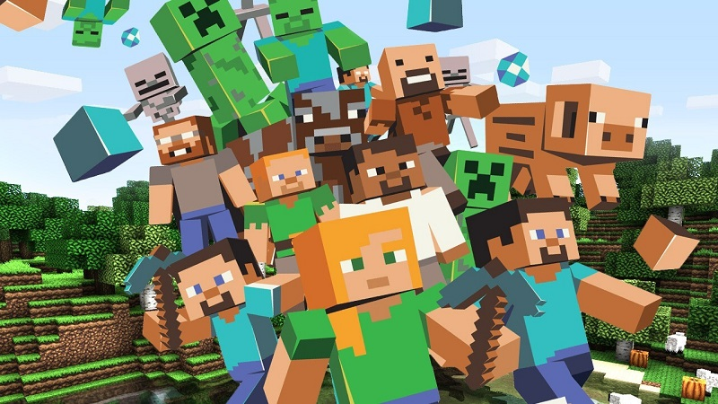 Minecraft Wii U Edition Update Available Gonintendo
