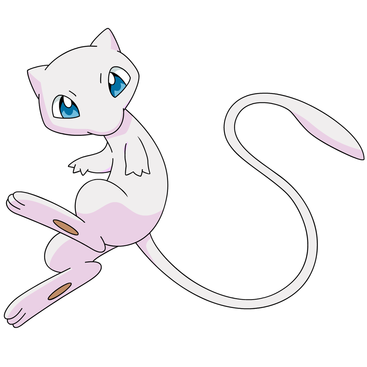 Mew codes being distributed through North American Pokemon ...