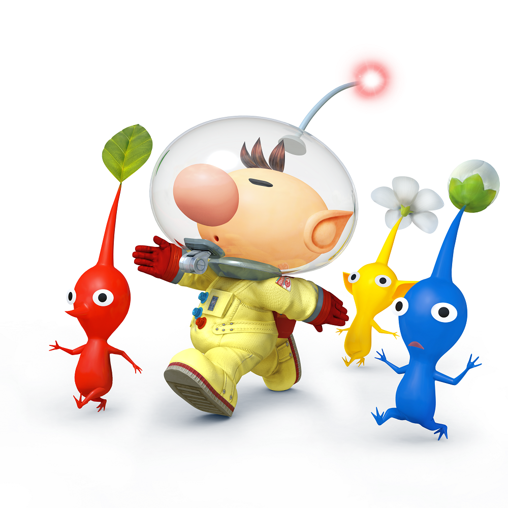 North America Pikmin Coming To Wii U Eshop This Thursday