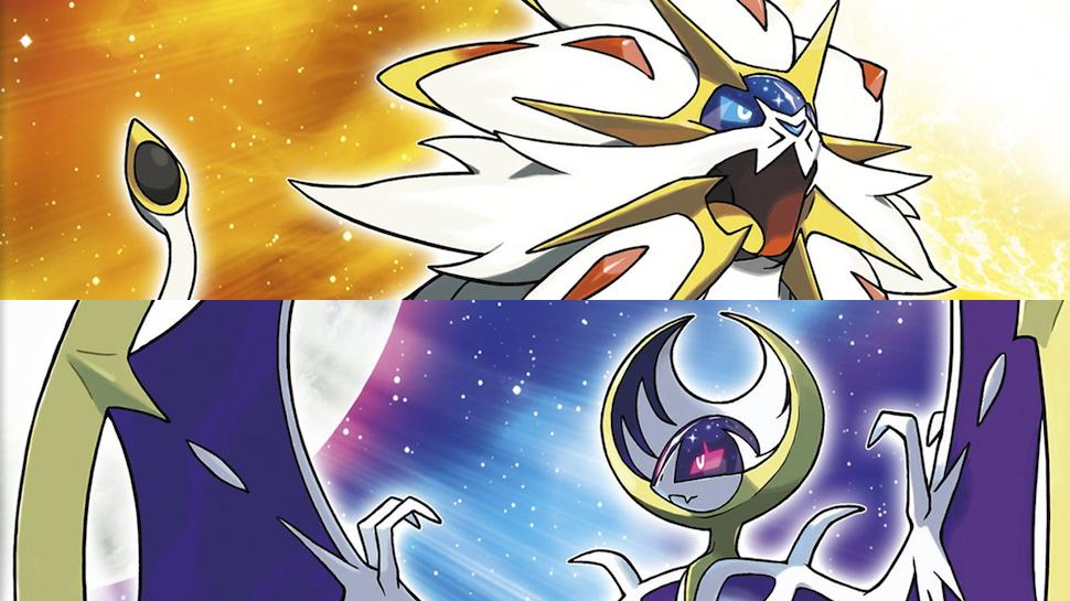 GameStop - Pokemon Sun/Moon become best-performing game of