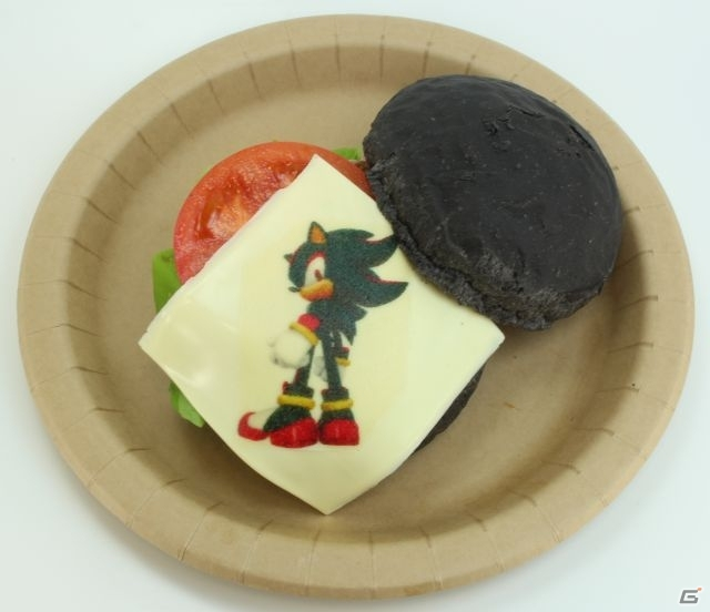 Sonic 25th anniversary cafe - more menu items revealed | GoNintendo