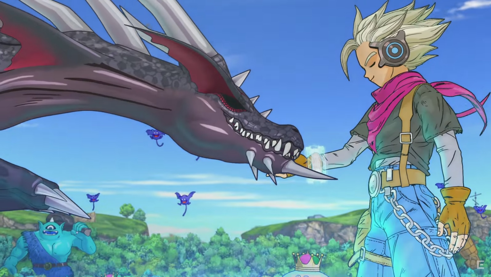 quest monsters joker synthesising Dragon quest monsters: joker continues the dragon quest franchise's which can account for a lot of menu-trekking before synthesizing monsters if the player doesn.