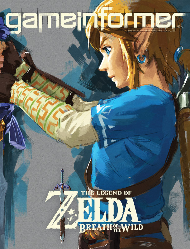 The Legend of Zelda: Breath of the Wild - Game Informer