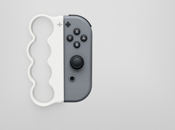 3D-printed knuckle grips for your Joy-Con | GoNintendo