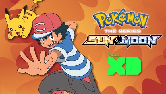 April 17 2017 Watch Pokemon The Series Sun Moon On Disney Xd