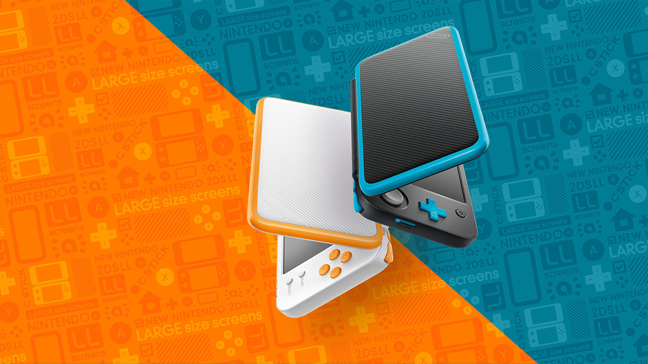 Nintendo explains why they made the new 2ds xl 3ds vs for Housse new 2ds xl