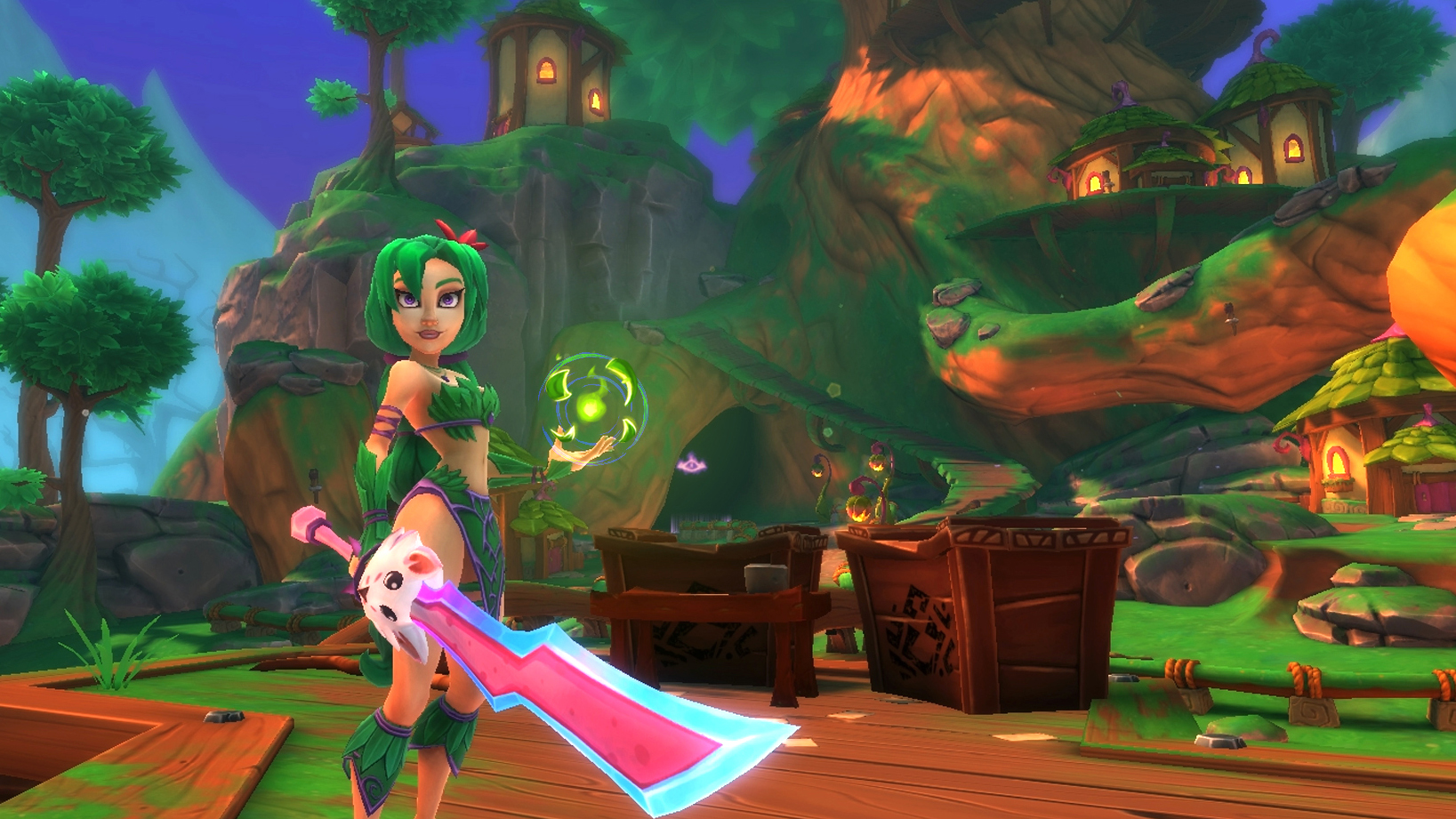 Dungeon defenders ii dev setting aside time to see if a switch port is feasible gonintendo - Dungeon defenders 2 console ...