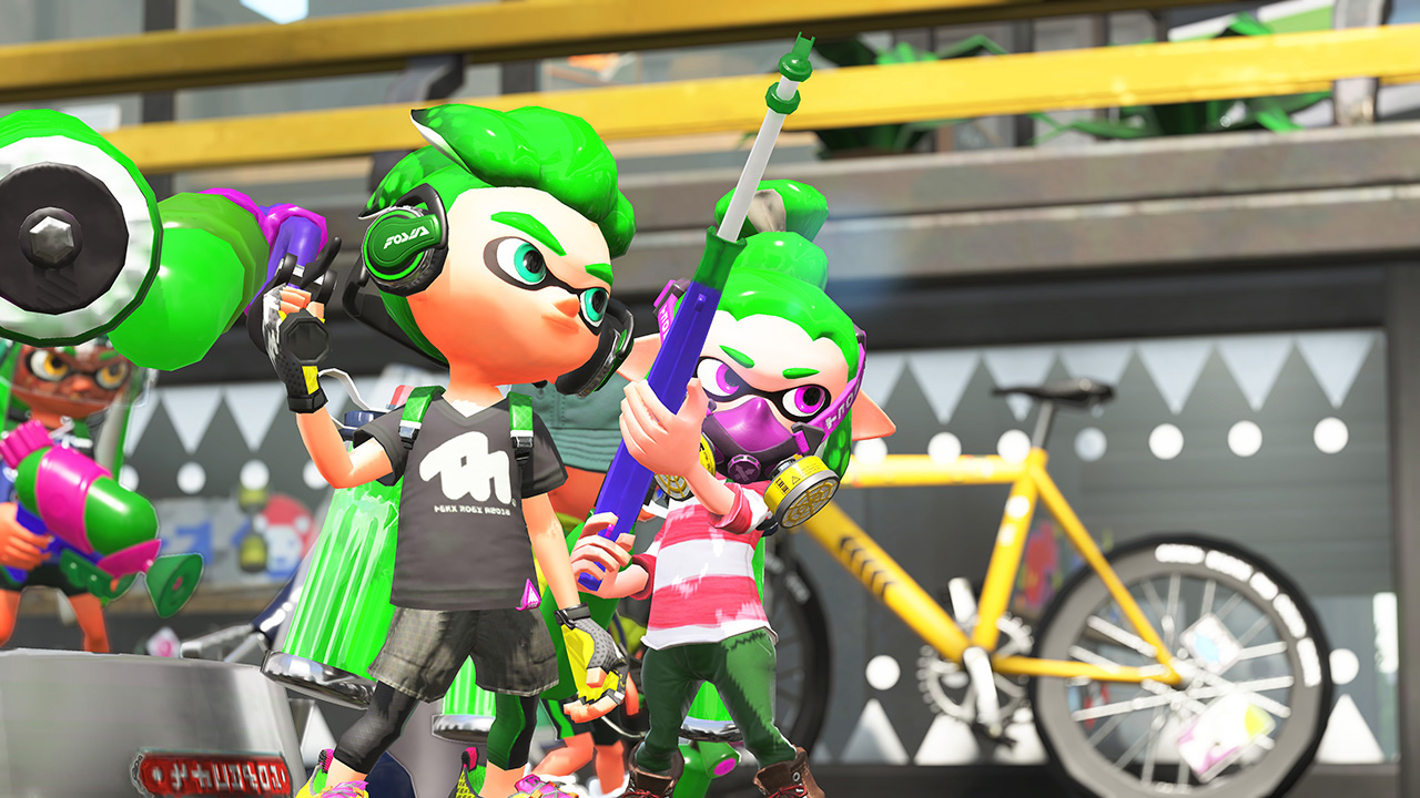 splatoon 2 map rotation time cut to 2 hours gonintendo