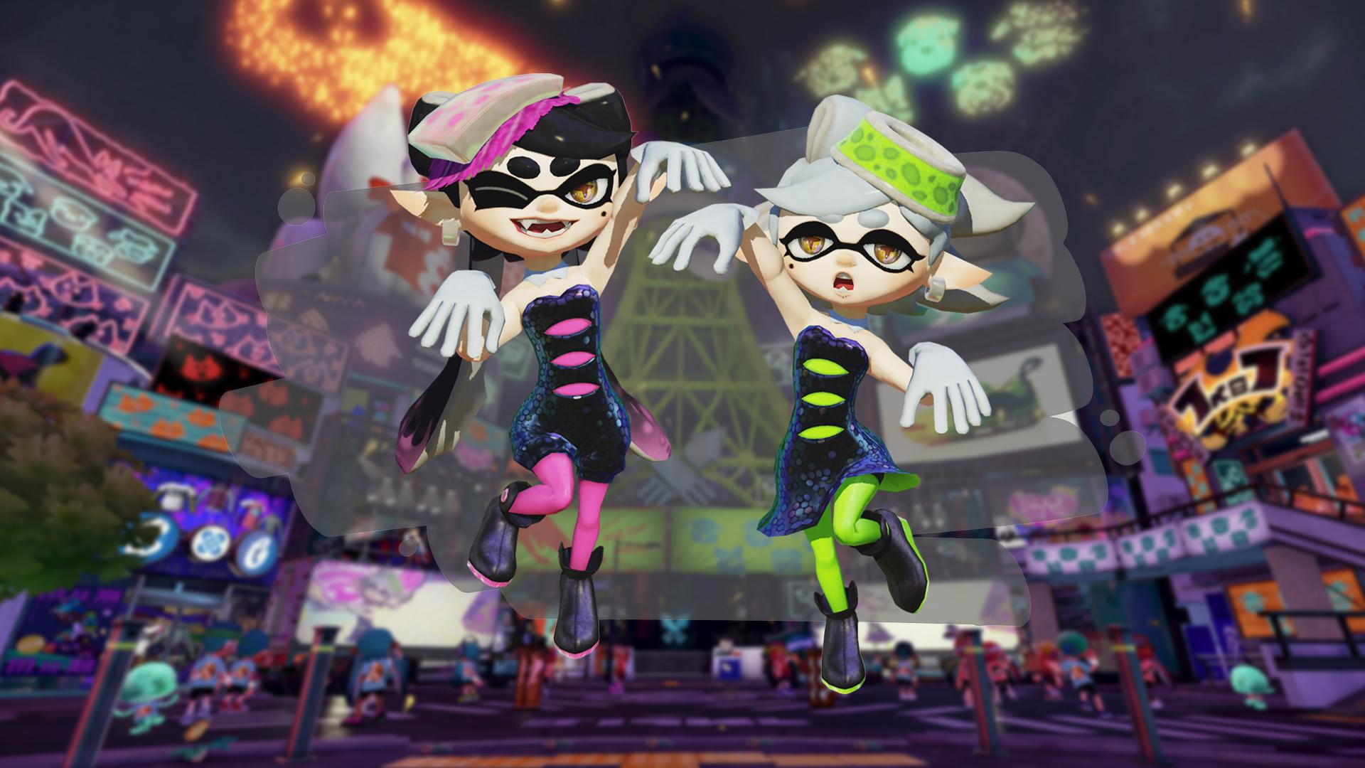 Splatoon 2 Squid Sisters Stories Chapter 6 Gonintendo