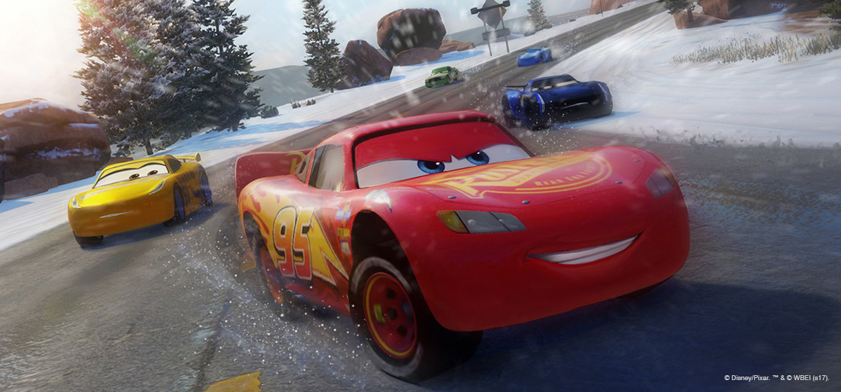 Cars 3: Driven to Win - Switch eShop listing shows July 14th release ...