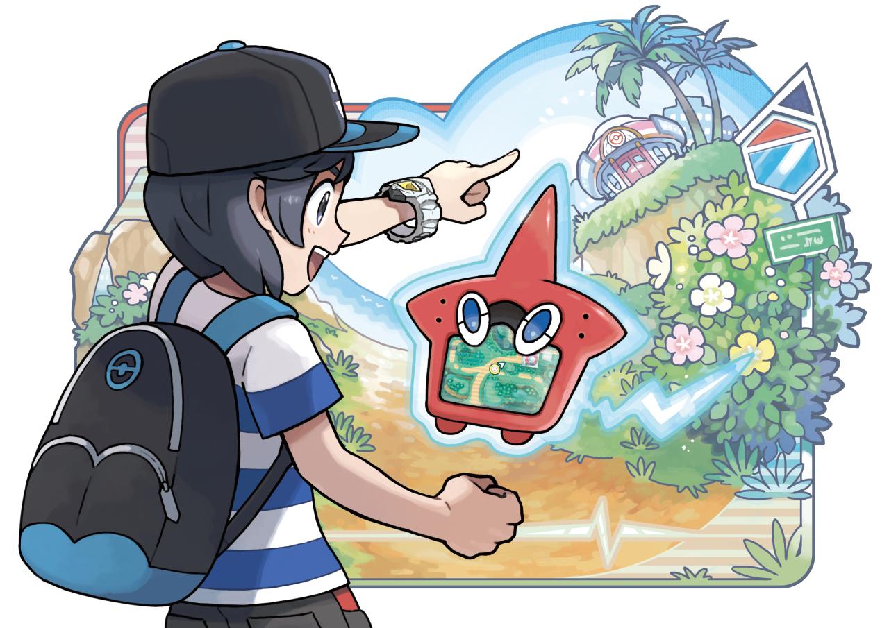 nintendo fixes pokemon sun/moon online service disruption | gonintendo