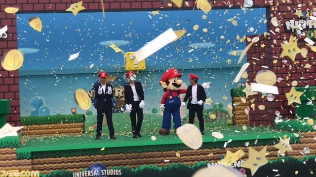 Universal studios japan miyamoto attends super nintendo world shigeru miyamoto was on hand for the super nintendo world groundbreaking ceremony at universal studios japan at the event we also got confirmation on a publicscrutiny Choice Image