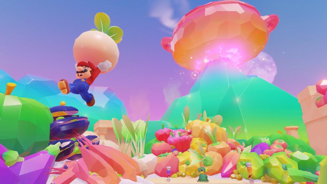 Super Mario Odyssey Director Talks Nostalgia Says Mario Is