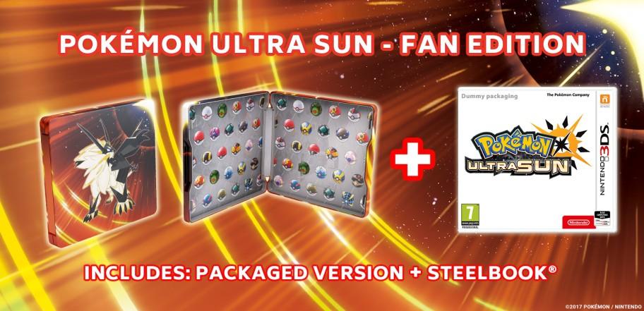 pokémon ultra sun and pokémon ultra moon edition