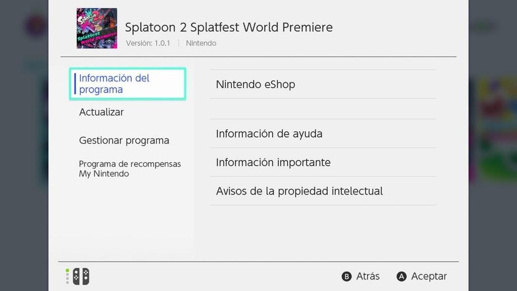 splatoon 2 splatfest world premiere updated to version 1 0 1