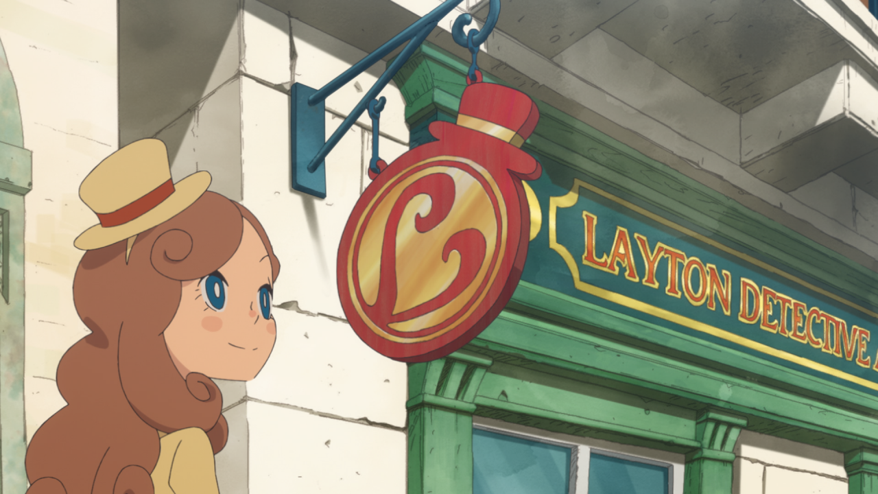 Layton's Mystery Journey - Level-5 talks content between 3DS