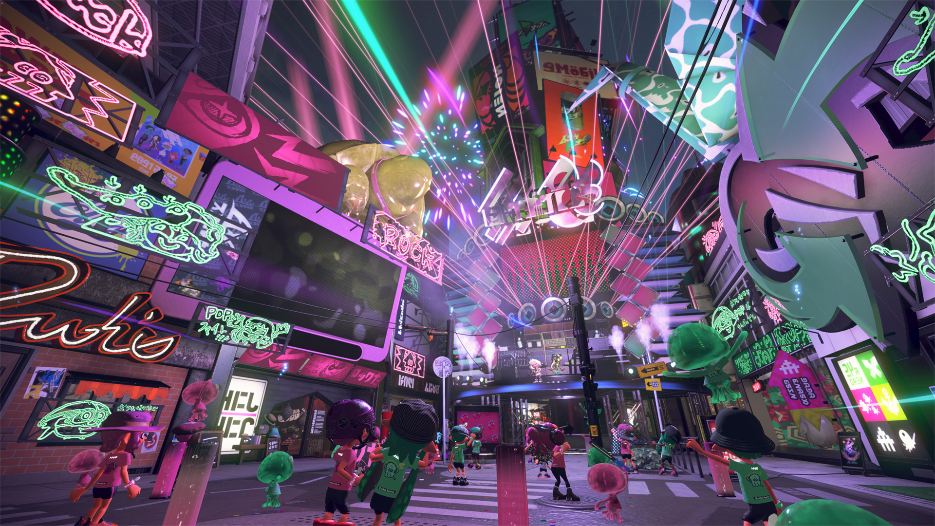 japan splatoon 2 sells over 670k copies in its first 3 days