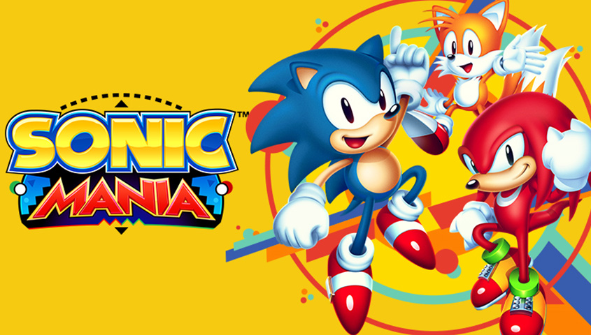 Classic Sonic The Hedgehog Action Returns In The All New Sonic Mania Gonintendo