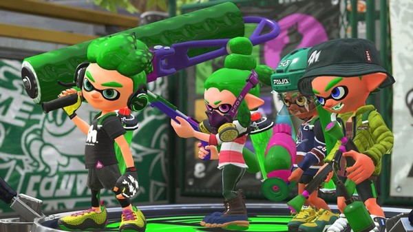 splatoon 2 version 1 2 0 available full patch notes gonintendo