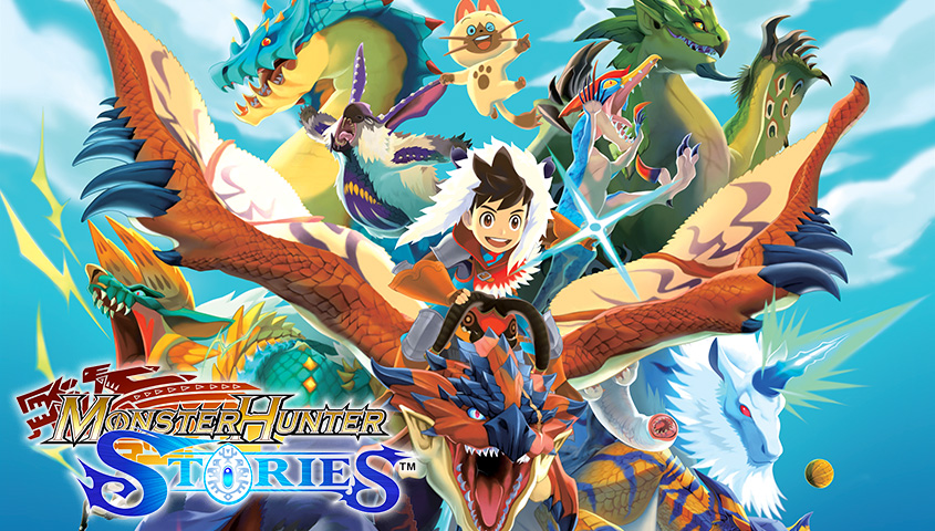 Become A Monster Rider In Monster Hunter Stories Gonintendo