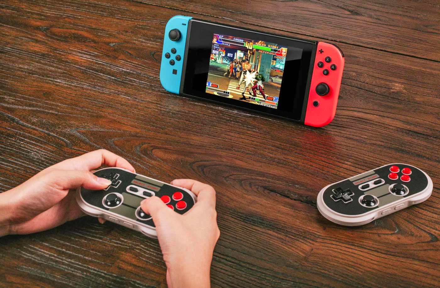 8Bitdo releases firmware update to fix controller lag