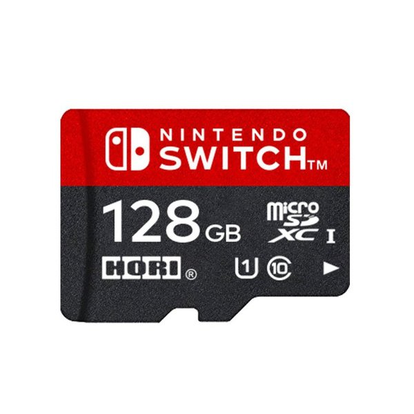 hori releasing 128gb switch branded microsd card this october gonintendo. Black Bedroom Furniture Sets. Home Design Ideas