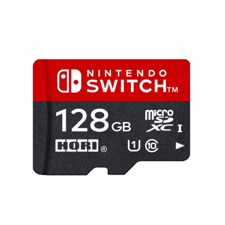 hori releasing 128gb switch branded microsd card this. Black Bedroom Furniture Sets. Home Design Ideas