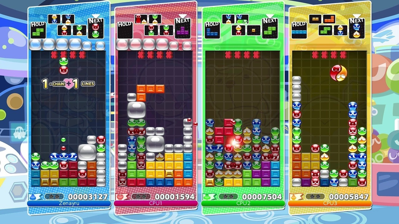 puyo puyo tetris available on switch eshop for 25 gonintendo
