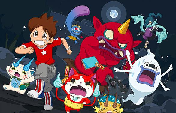 La Nueva Actualizaci 243 N 2 0 Para Yo Kai Watch 2