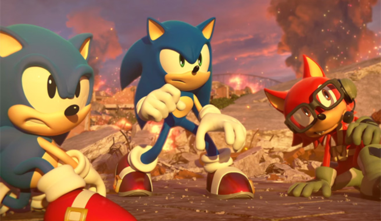 New Sonic Game For Ps4 : Sonic forces ps4 trophy list leaks gonintendo