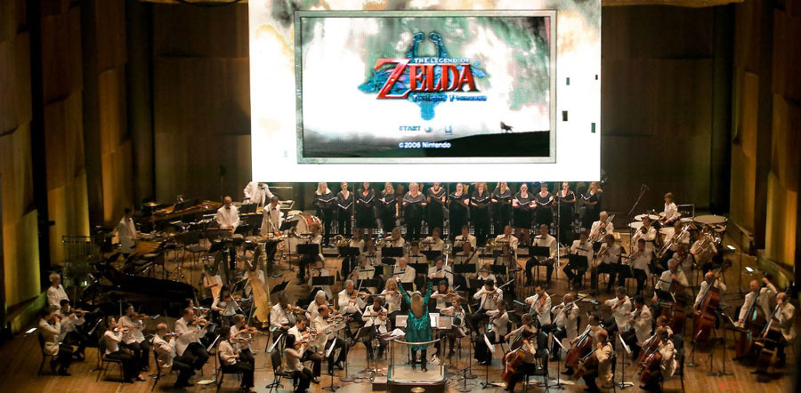 Zelda: Symphony of the Goddesses producer talks about working with