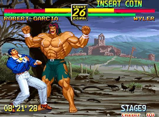 Art Of Fighting 3 Hitting Switch Next Week Gonintendo
